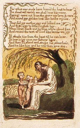 William Blake: Songs of Innocence and of Experience