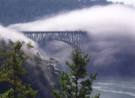 Deception Pass by Ellie J, via Flickr   Vancouver and