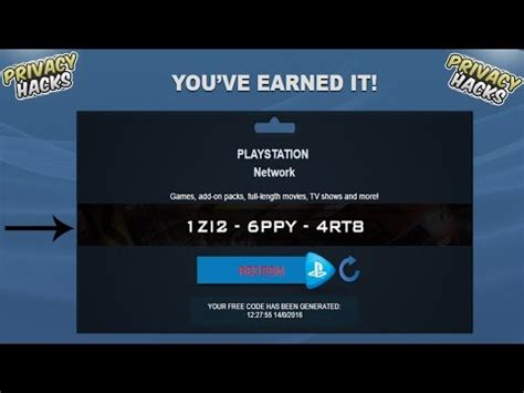 HOW TO GET UNLIMITED FREE PSN CODES 2016 | PS4 & PS3 | No