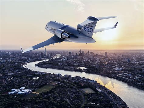 New Aircraft for 2015 – Bombardier Challenger 650 - P1