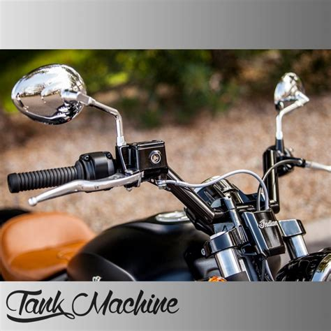 Guidon Trask V-Line Indian Scout - Tankmachine