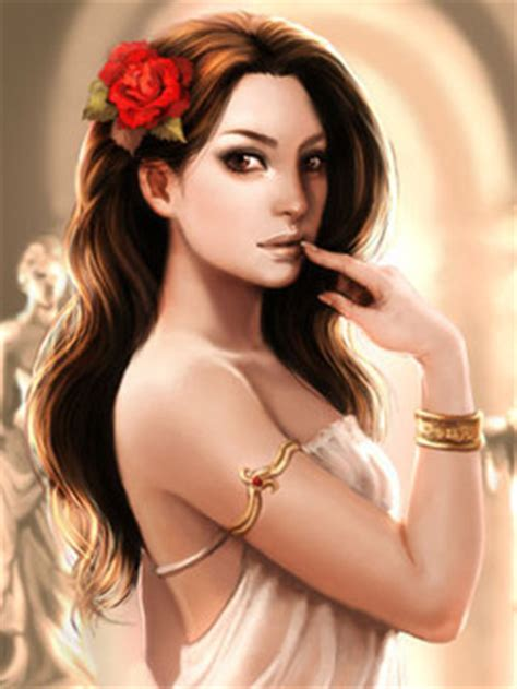 Demeter or Aphrodite? Poll Results - Percy Jackson and the
