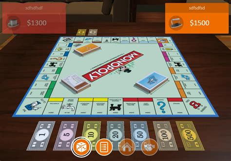 Monopoly 3D - Free Play & No Download   FunnyGames