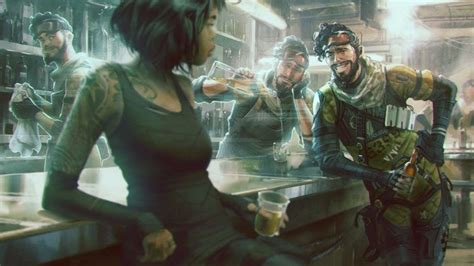 Apex Legends Roster - All Apex Legends Characters