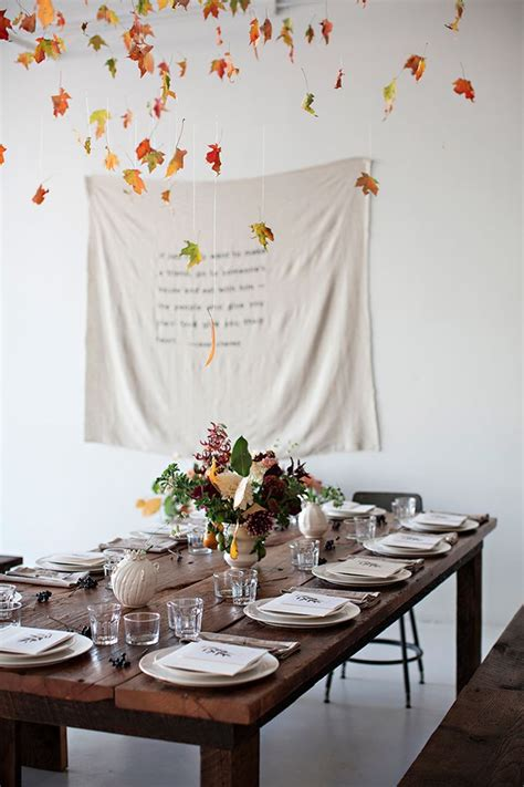 Table Setting Ideas To Cultivate Family Togetherness