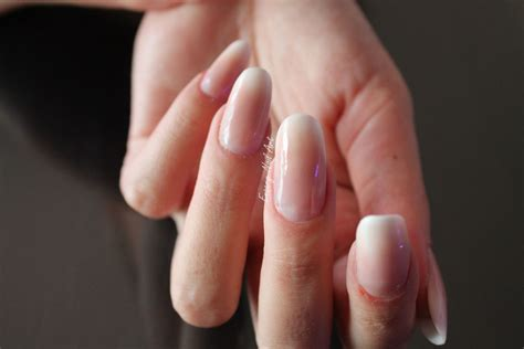 Ongles Baby Boomer Couleur