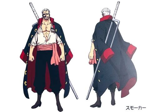 One Piece: Stampede Reveals New Character Designs - Exmanga