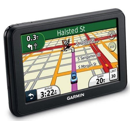 Garmin nuvi update, get the latest street maps and points