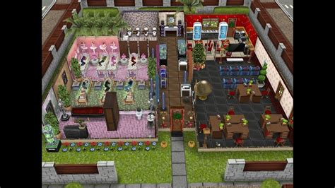 The Sims Freeplay - Building Pandora's Academy for Gifted