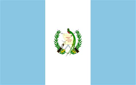 Just Pictures Wallpapers: Guatemala Flag