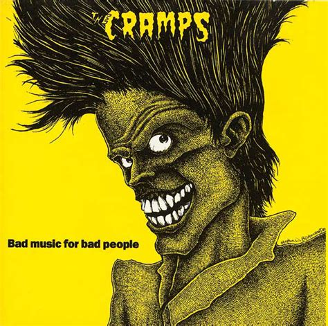 The Cramps - Bad Music For Bad People (1987, CD) | Discogs