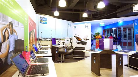 Dell's Exclusive Store at Funan Singapore « Blog