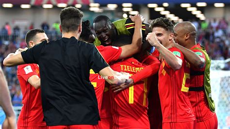 Belgium Stay Perfect, England Finish Second