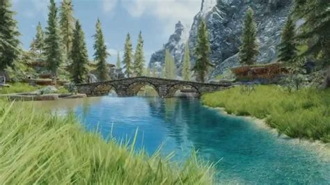 How is the graphics quality compared to Skyrim SE (the new