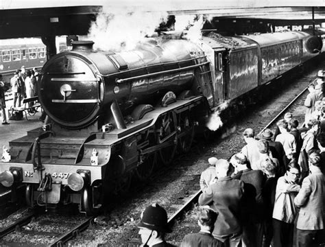 Lost in time: The long-gone trains and stations of