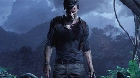 Uncharted 4: A Thiefs End, Video Games Wallpapers HD