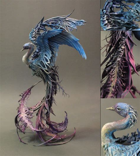 Incredible Fantasy Creatures Brought To Life by Ellen