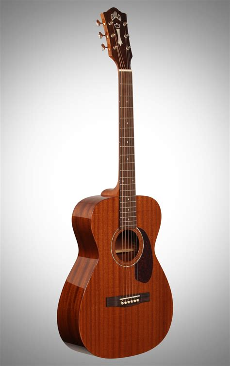 Guild M-120E Westerly Collection Acoustic-Electric Guitar