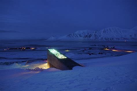 From war in Syria to South Sudan famine: Why the Svalbard