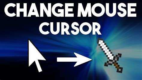 How To Change Mouse Cursor For FREE! (Windows, Minecraft