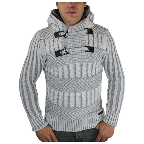 Gros Pull Homme