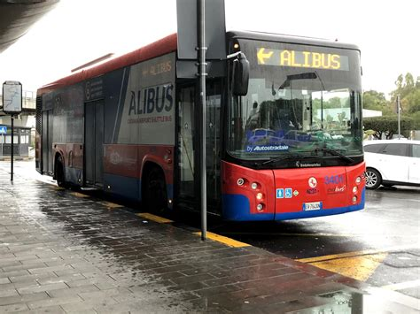 Getting to Catania Airport by Bus