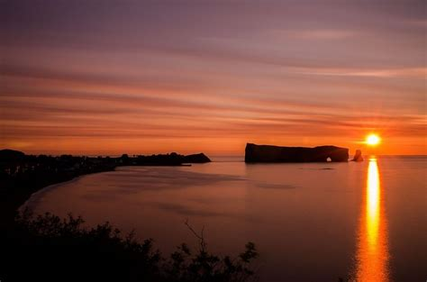 The 6 Most Beautiful Sunsets in Quebec | HGregoire
