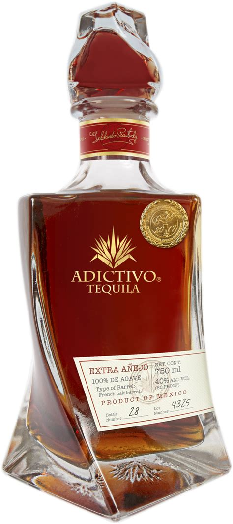 Adictivo Tequila Extra Añejo - Old Town Tequila