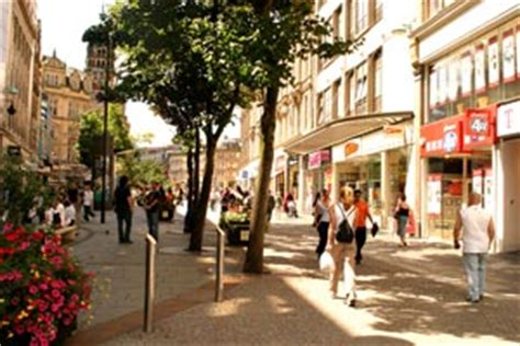 Shopping and transport - The city - Why study at Sheffield