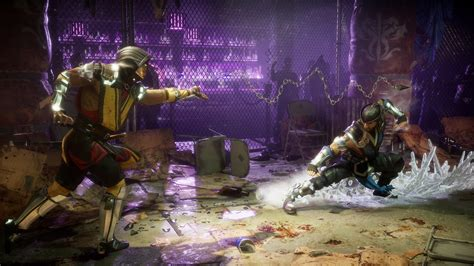 Which characters will be in Mortal Kombat 11 - GAME   Media