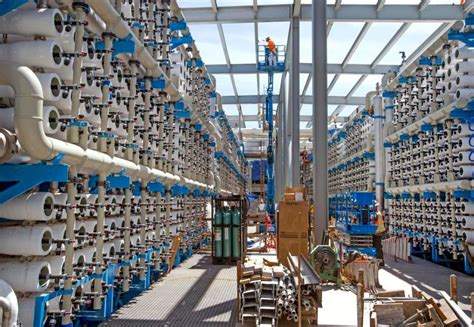 Here are Poseidon's final steps to building a desalination
