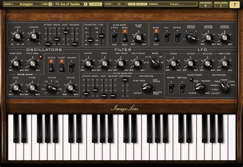 Image Line Software Releases Its Virtual Synthesizer 'Sawer'