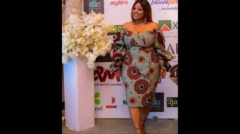 2019 HOT #AFRICAN ATTIRE FOR PLUS SIZE WOMEN VOL