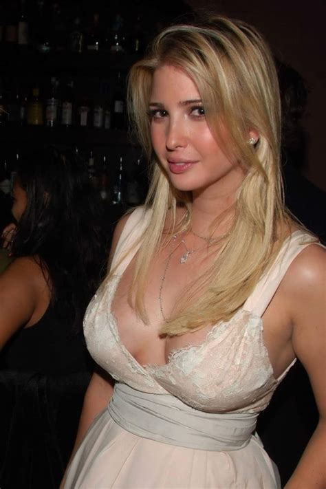 21 Photos Of Ivanka Trump That Prove She Can Give