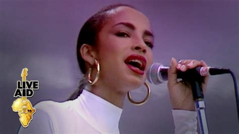 Sade - Your Love Is King (Live Aid 1985) Chords - Chordify