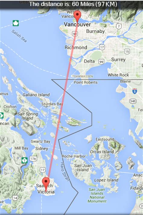 The Salish Sea and Surrounding Basin: The Fjord Network