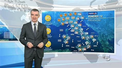 Canale 5 - meteo