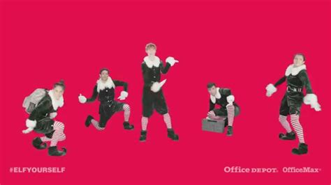 Download the Free Elf Yourself App Now at Office Depot