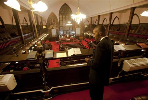 Before Charleston Shooting, 'Mother Emanuel' AME Church