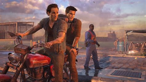 Uncharted 4 Gameplay [1080p HD 60FPS] Uncharted 4 A Thief