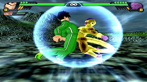 Gohan FNF and Golden Frieza Fusion   Freehan   DBZ