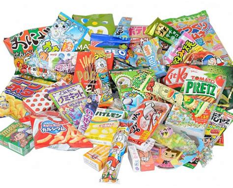 Japanese Candy and Snack Box - Japanfunbox in 2020