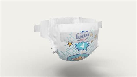 Couches bébé - Ultra confort & protection - Lotus Baby