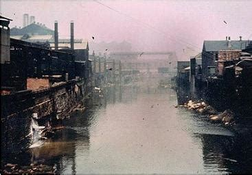 Industrial revolution - About the catchment - Don