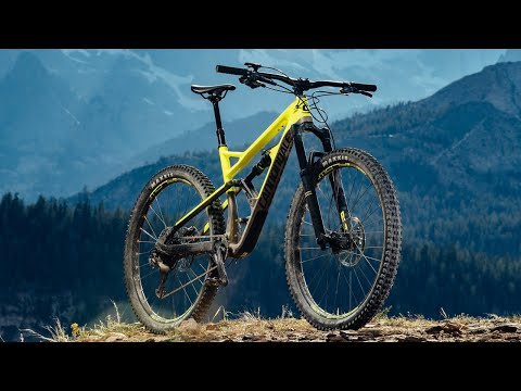 Bike Test: The Cannondale Rush