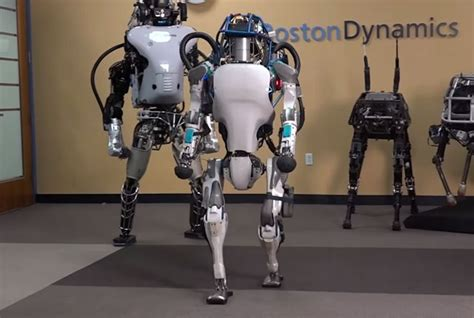 Google's latest bipedal robot is here – watch it in action