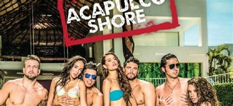 Narcos and Acapulco Shore, Only Latin Productions Among